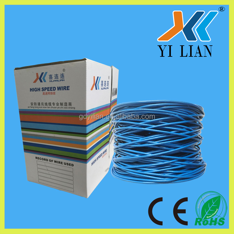 Networking Cable from Professional Manufacturer Cat6 Network Cable UTP/FTP/SFTP/STP Cat7 Cat6 Cat5e Networ