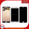 For samsung S5 lcd digitizer assembly display complete screen blue and white colour
