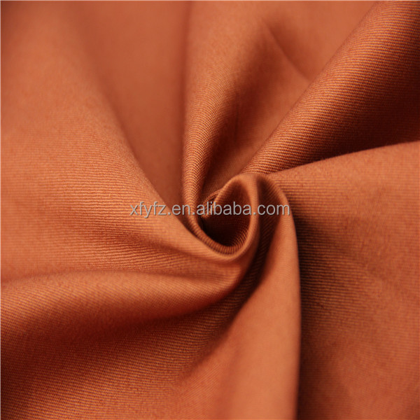 cheap price 100% cotton twill fabric for pants