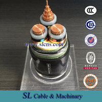 XLPE Insulated Halogen-free Low Smoke (LSHF) Flame-retardant Power Cable