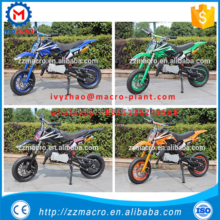 factory direct sale mini motorbicycle 90cc mini dirt bike