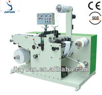 Brand New JMQ-320Y Rotary Die Cutter and Slitter, Label/Blank Label/Trademark Die Cutting Machine