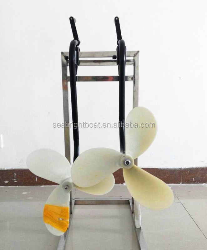 Newly Design Cheap Manual Trolling Motor for Inflatable boats