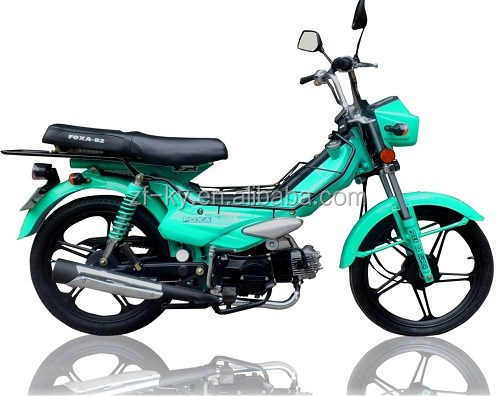 Chinese cheap gas mini bikes vespa 50cc moped motorcycle for sale ZF48Q