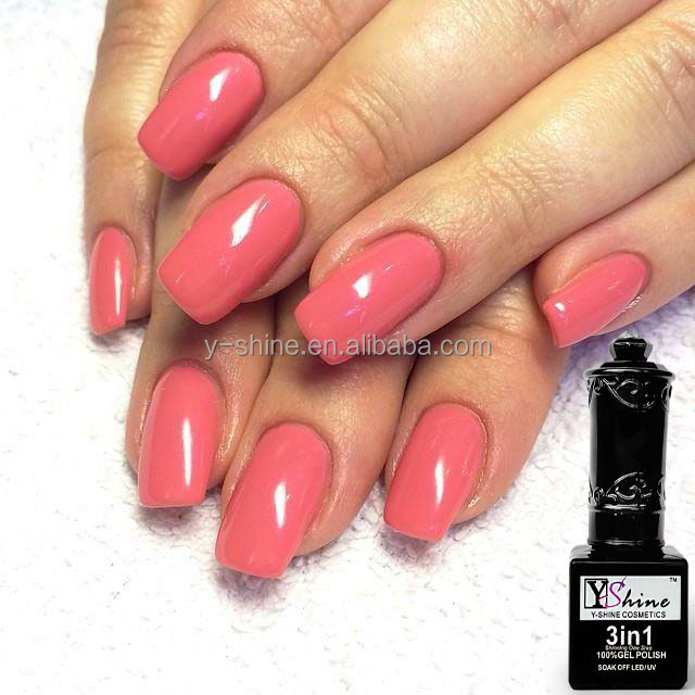 Easy Soak off Offered Private Label 300 colours UV Gel Nail Polish