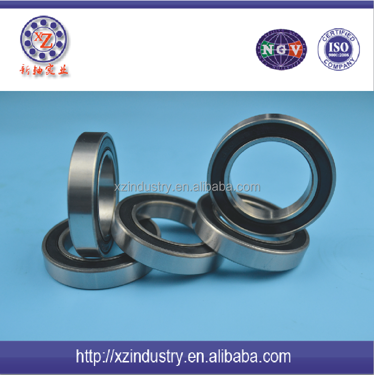 industrial used SS deep groove ball bearing6410/stainless steel rod end bearing