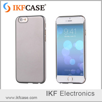 Ultralight and ultrathin pc frosted case for iphone 6s