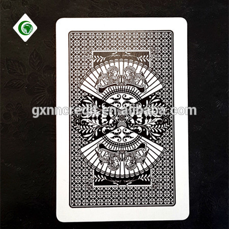 Poker Set and playing cards