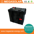 600Wh mobile energy storage system for home use