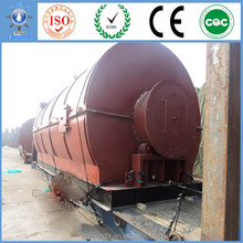 Xinda crude oil from tyre machine with top quality