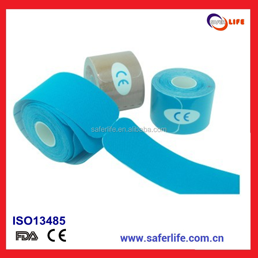 2016 athlete muscle cure therapy sports Precut kinesiology TAPE bandage sports Precut TAPE kinesiology sport Precut TAPE