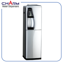Water dispenser with RO purifier softener / system