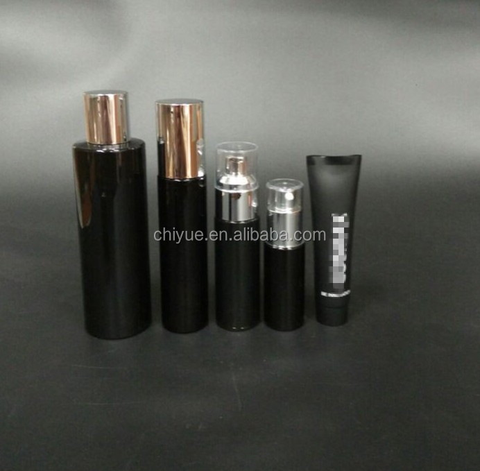 Professional design SGS certified Empty Custom cosmetic travel bottle set
