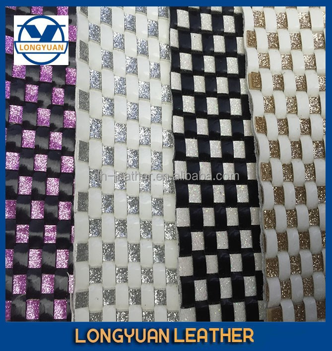Synthetic Eco Leather Material for Chair PU Material for Bag