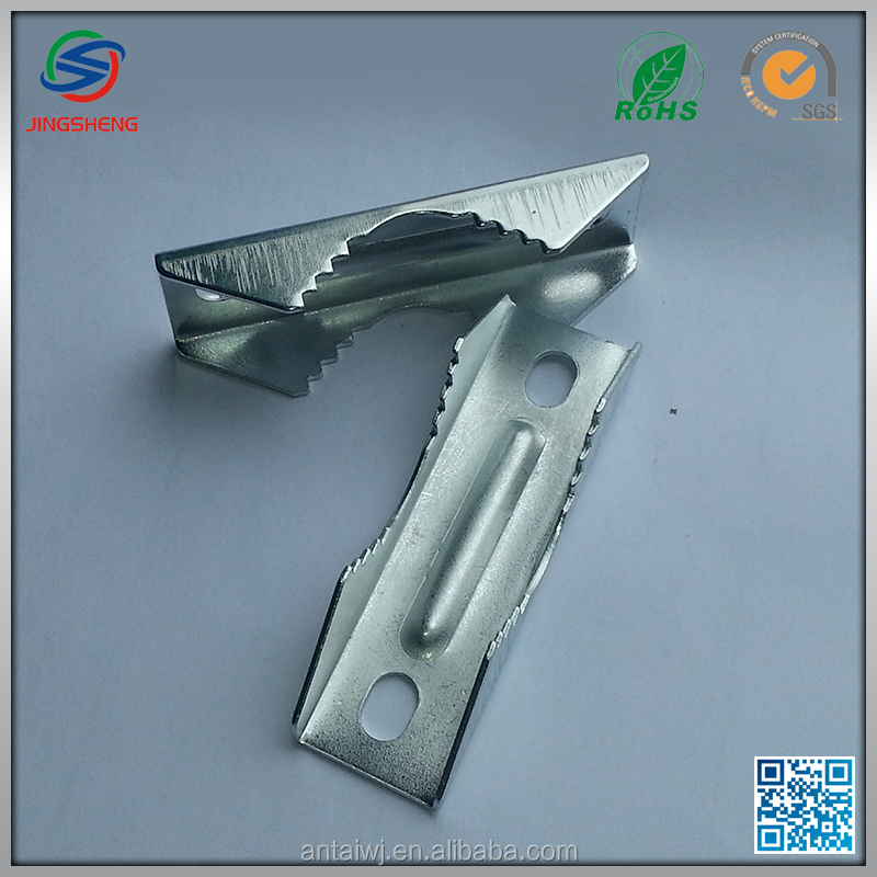 2016 Professinal Crash metal products Custom Sheet Metal Stamping Plate