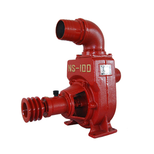 NS 100 Vertical water pump with diesel engine centrifugal pump water