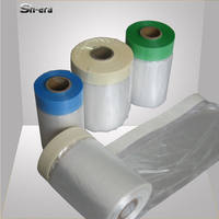 China supplier wholesale environmental Masking tape backing washy paper used for protecting metal free sample