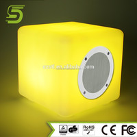 Lastest technology innovative battery removable bluetooth speaker