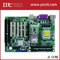 touch screen pc G31 with 2 ISA slot motherboardfull size cpu card chipset