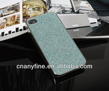 Hot sale silicone crystal diamond bling case for iphone5,for iphone 5 diamond cover