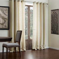 Readymade Pencil Pleat Blackout Lined Austrian Style Curtains