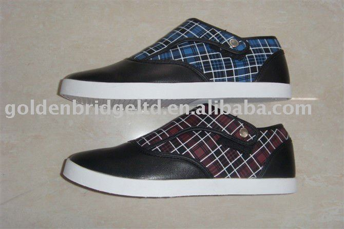2012 new design canvas shoes fashion shoes
