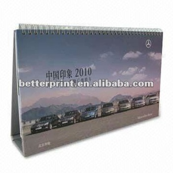 High quality OEM calendar printing service factory