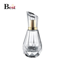 70ml high end bulb shape glass perfume bottle crystal diamond perfume bottle manufacturers