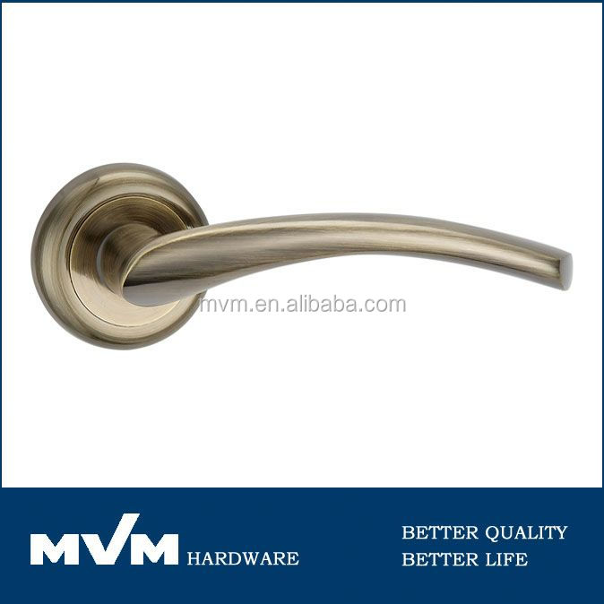 A1368E9 aluminum locking door <strong>handle</strong> supplier