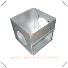 customize stamping non standard precision stainless steel fabrication
