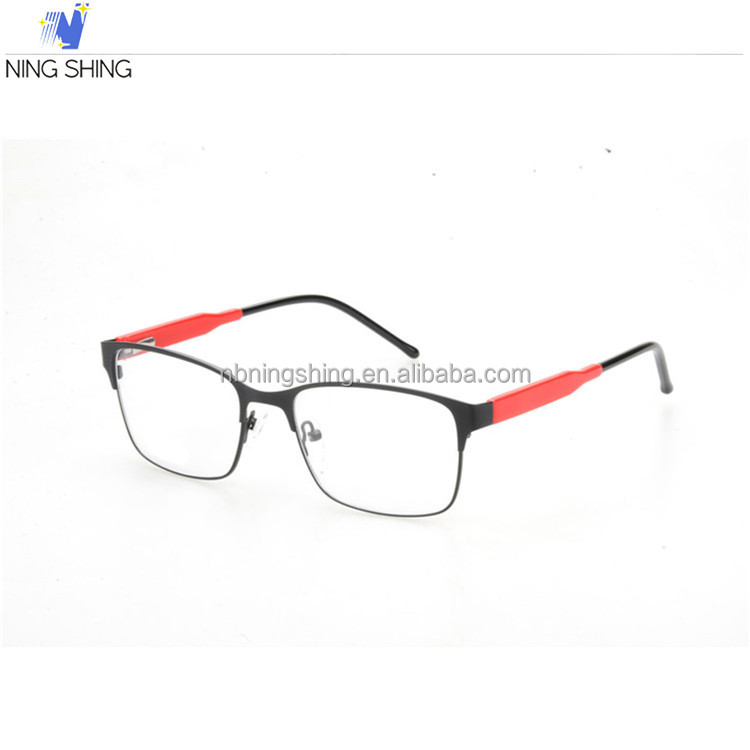 Wholesale Clear Handmade Custom Fashion Innovative Shape Eyewear