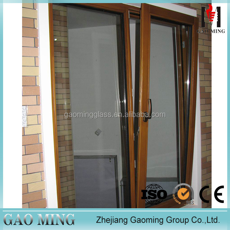 GM Insulative Insulating Aluminum Tilt And Turn Wood And Glass Windows