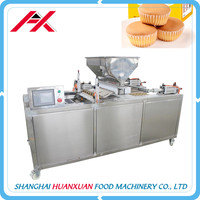 Factory Price Food Products Machinery Cup Cake Making Machine