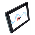 COT101-CFK02 Capacitive touch pure flat 10.1 inch open frame lcd monitor for raspberry pi