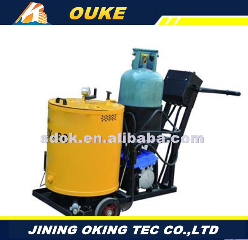 OKGF-50 crack filling equipment,asphalt sealing machine