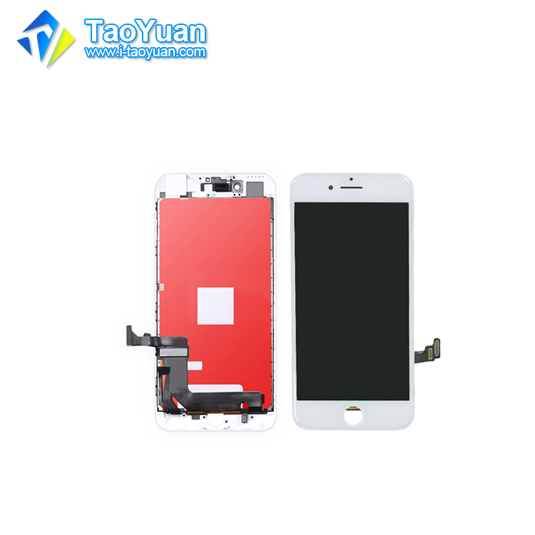 AAA oem replacement lcd screen for apple iphone 7, foxconn lcd for iphone7 transparent price