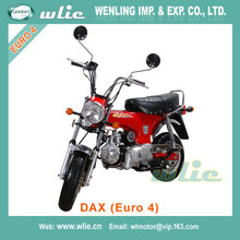2018 New eec euro iii street motorcycles 17'/17' 50cc 2 stroke enduro trail bike 4 rv90 replica Dax 125cc (Euro 4)