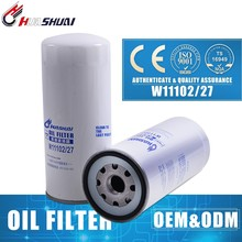 wind turbines oil filter 2.11037 W11102/27