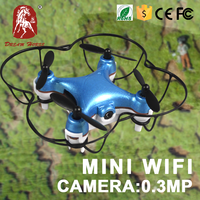 Real-time transmission flycam pocket wifi video nano drone camera/ smart phone micro drone fpv toy