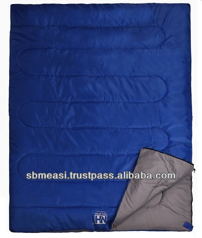 NatureHike Spring Autumn Outdoor Extra Large 2 Person Envelope Sleeping Bag