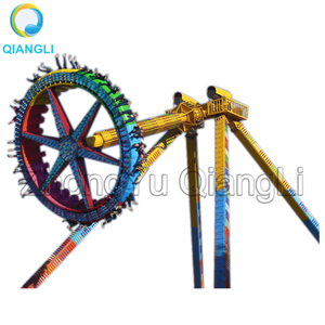 Theme Park Swing Rides Big Giant Pendulum Rides for Sale