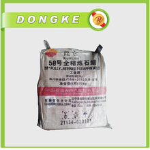 fully refined paraffin wax/parafin wax/bulk paraffin wax for candle making
