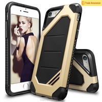 Cell Phone Case Alibaba Express Dual Layer Heavy Duty for iphone 6 Armor Case Strength Resistant Protective Cover for iphone 7