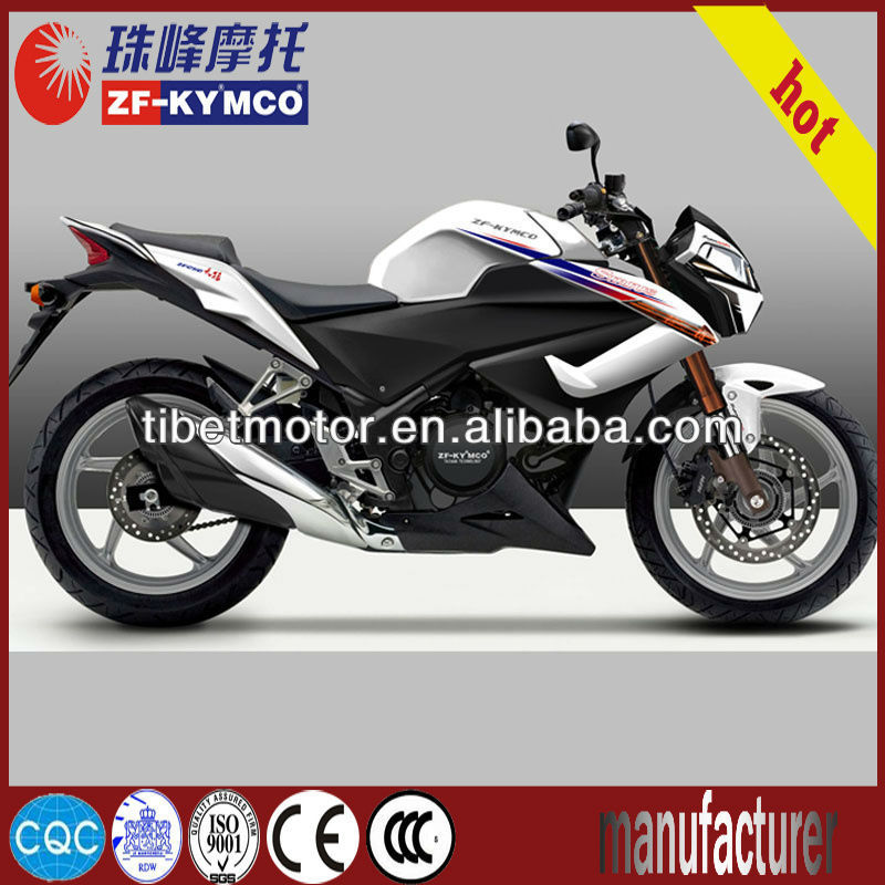 Manufacturer zf-ky best price 200cc racing motorbike (ZF250)