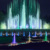DC24V LED RGB color changing plaza fountain underwater using Underwater Fountain light