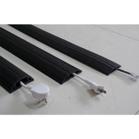 long soft cord cover/cable protector in rolls