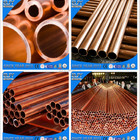 Reasonable aluminum cooling fins 20mm pancake coil copper pipe