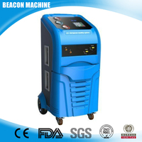 BC-L520 refrigerant recovery machine with 12L Gas cylinder volume