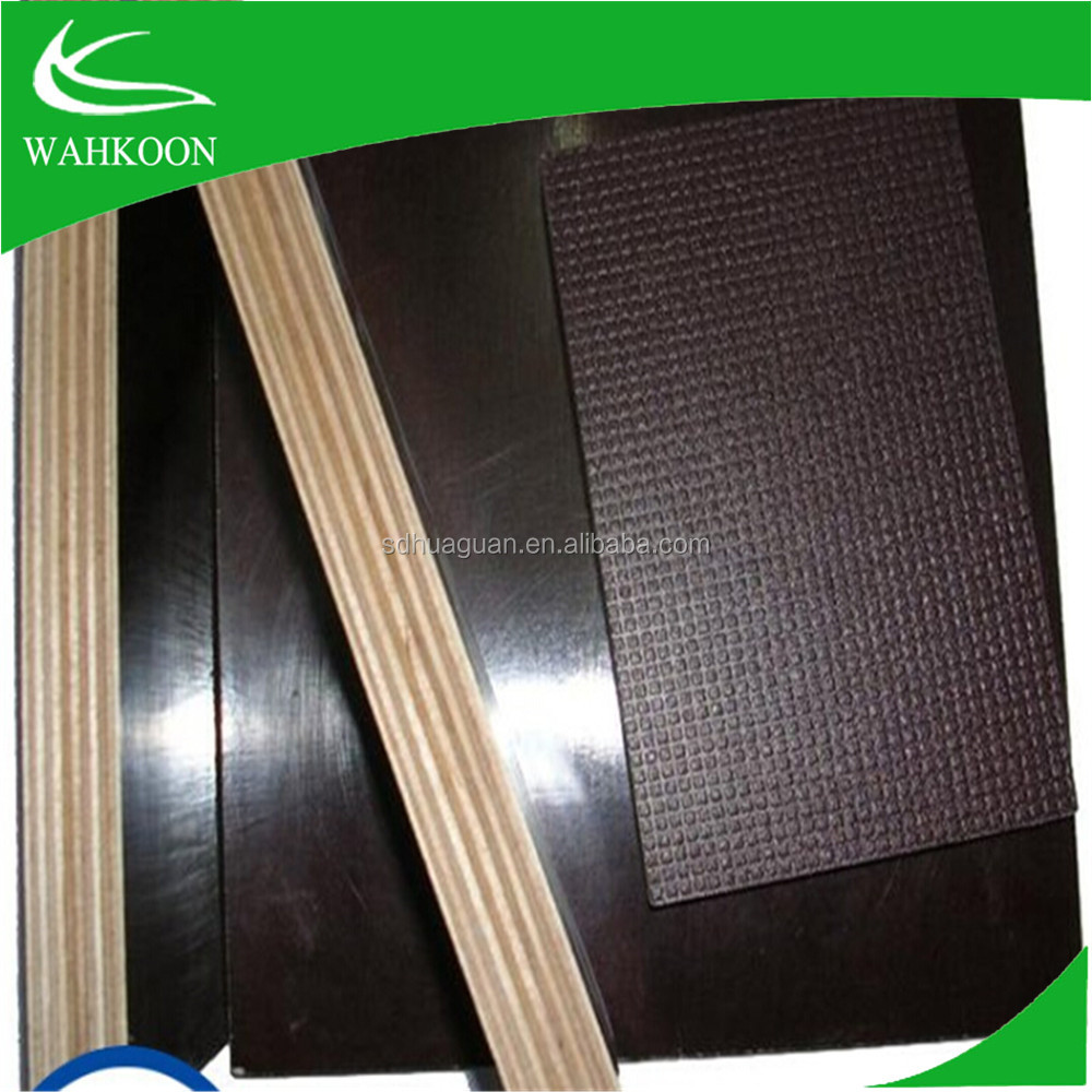 Film Face Plywood / Film Faced Plywood Prices for Concrete Formwork