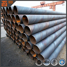 API 5l ssaw spiral welded steel pipe, Agriculture spirally steel pipe, 18 inch spiral seam welded steel pipe